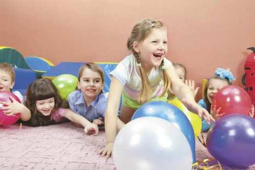 игры с мячом для детей 5-7 лет