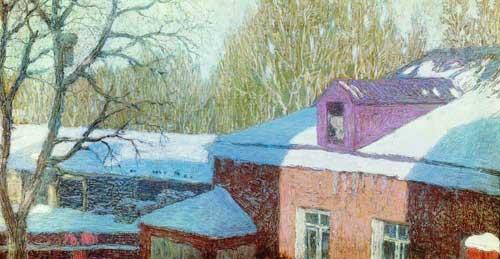 Крымов. Солнечный день, 1906