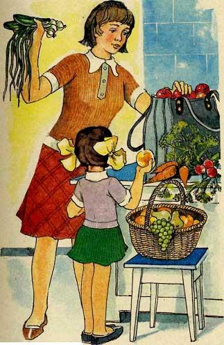 Картинки детские яблоки